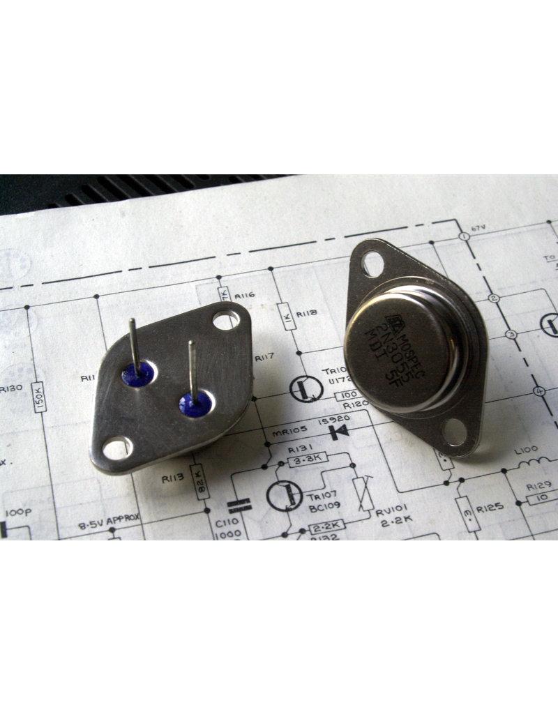 MJ11016 NPN Darlington 120V 30A 200W TO3 ON Semiconductor