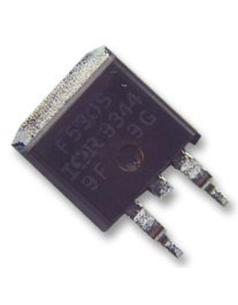 IRLR3110ZBPF Mosfet N-Channel 100V 42A D2-PAK International Rectifier