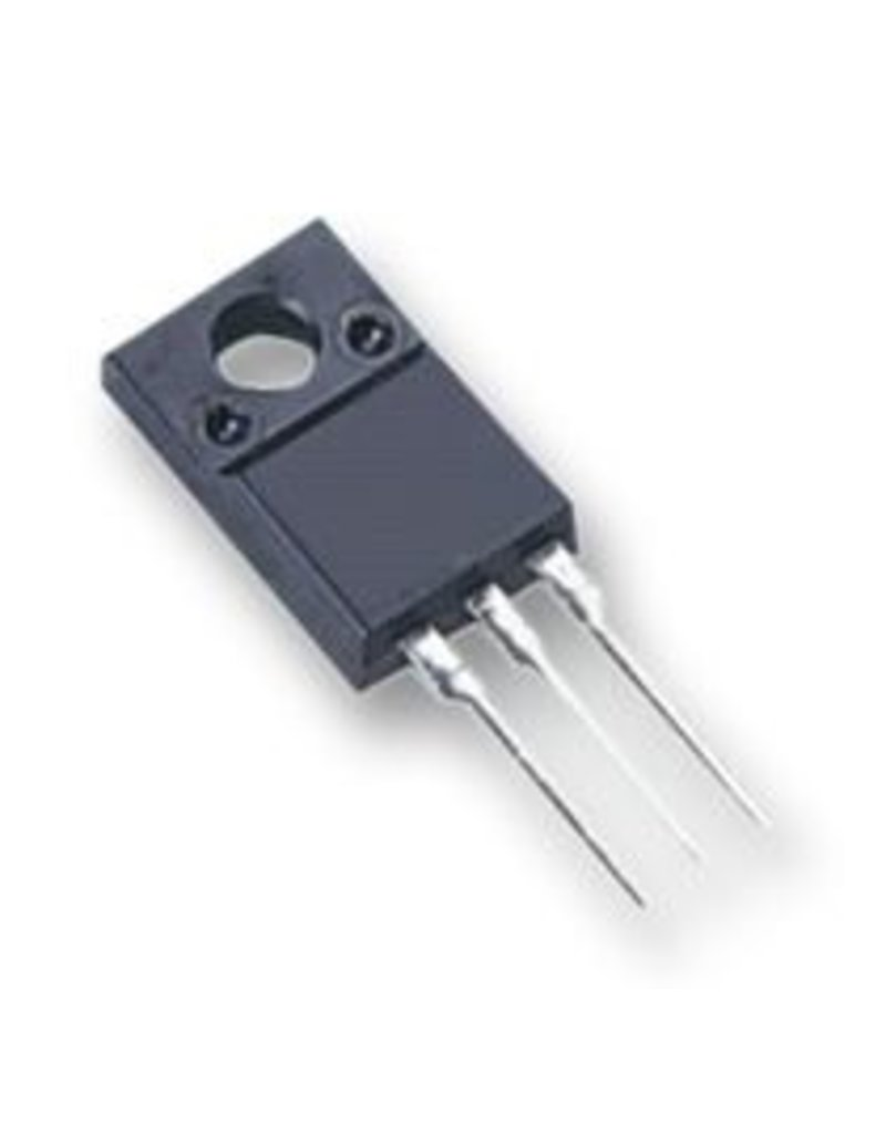 SPA04N60C3 Mosfet N-Channel 600V 4,5A Infineon