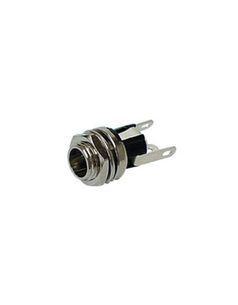 DC Chassis Socket Metal 2,1x5,5mm