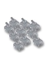 RJ11 Connector 4 Contacts