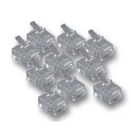 RJ11 Connector 6 Contacts