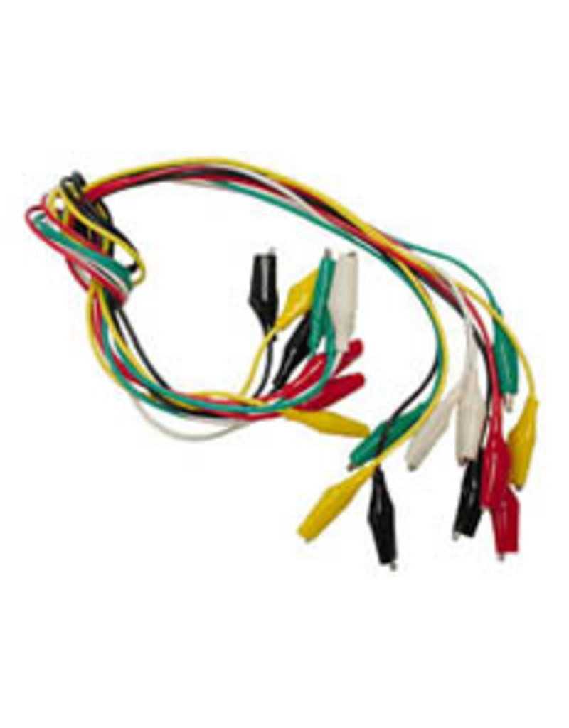 Set With 10 Wires 50cm 5 Colours