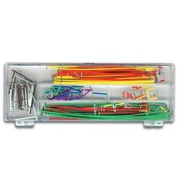 Velleman Assorted Jumper Wire Set - Velleman - WJW70