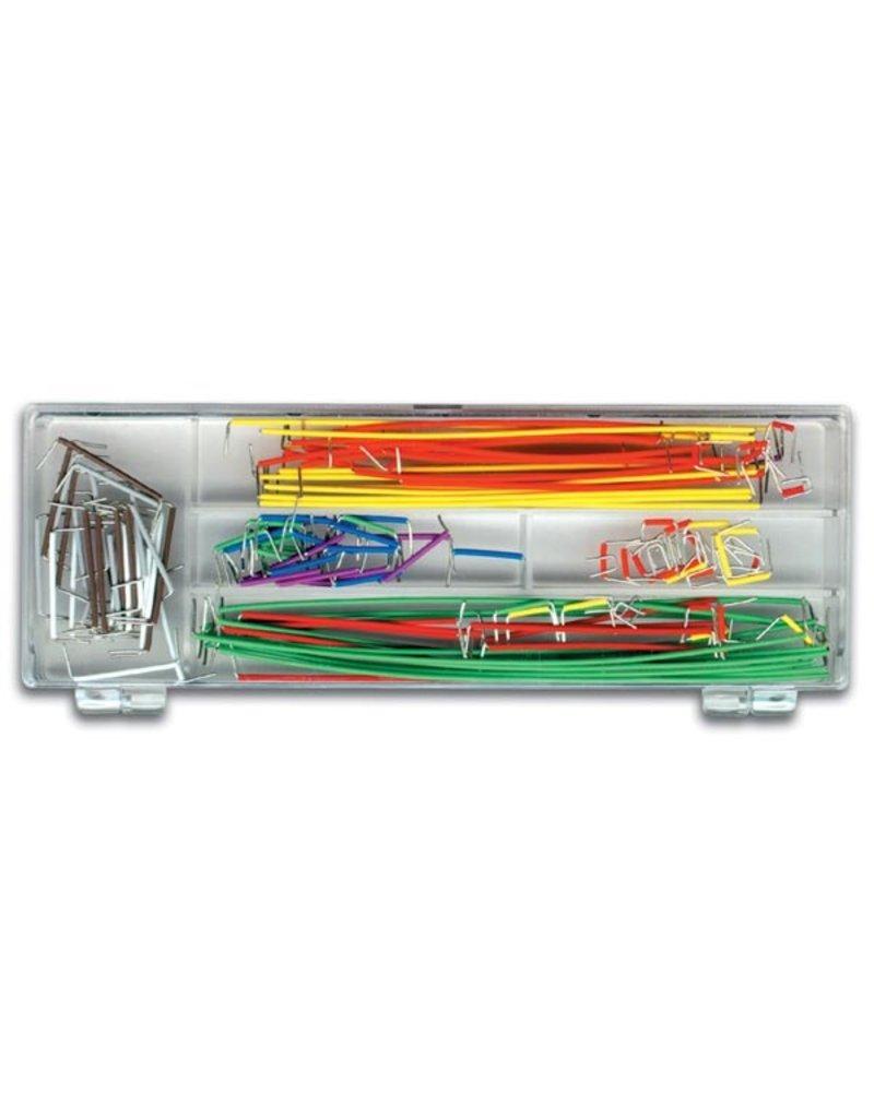 Velleman Assorted Jumper Wire Set - Velleman - WJW140