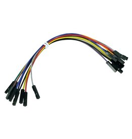 Breadboard Jumper Wires - 10 pcs. - 15cm - Female to Female
