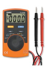 Pocket-size Digital Multimeter, Autoranging, 600V AC-DC, 4000 Count Tenma