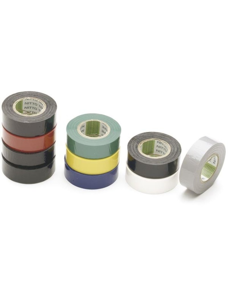Insulation Tape Nitto 19mm x 10m Black