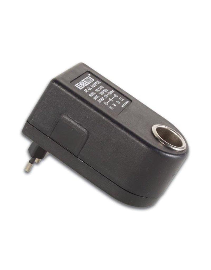Car plug adapter 12V 900mA