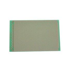 Prototype Board Eurocard 1-Hole Island 100x160mm