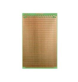 Velleman Prototype Board Eurocard 2-Hole Island 100x160mm