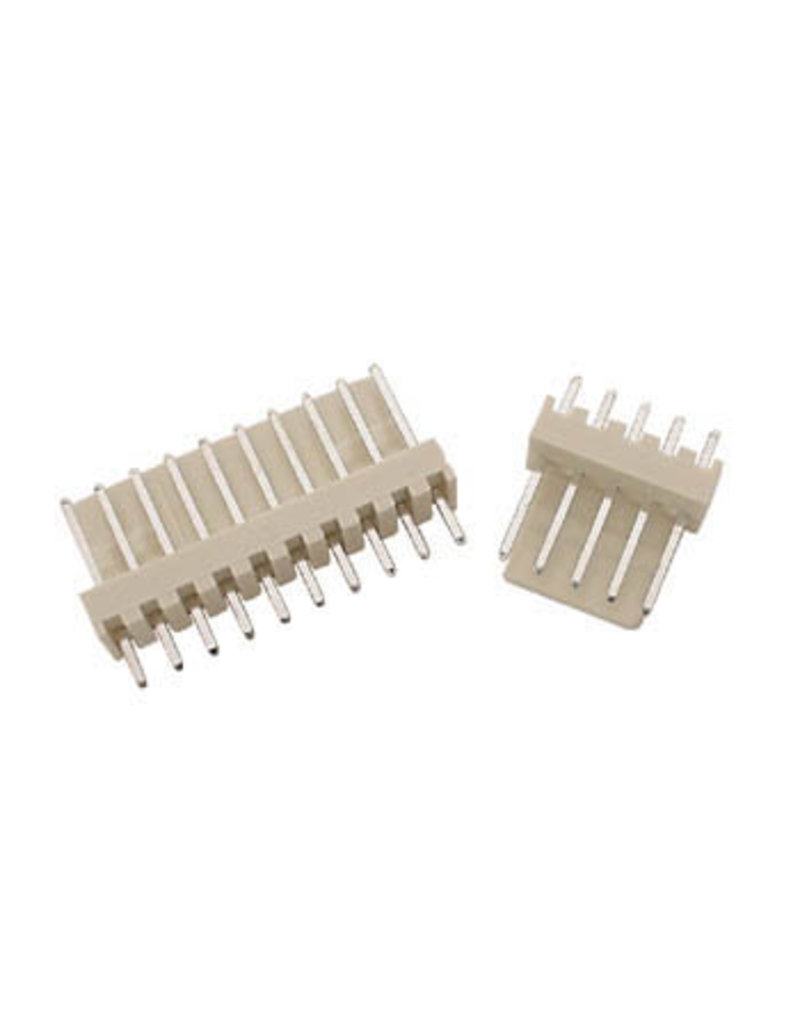 Board to Wire connector - Male - 10 Contacts