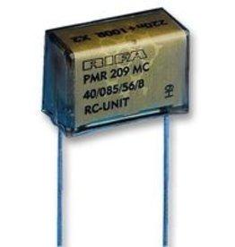 X2 Supressor capacitor 100nF 100R Evox Rifa