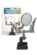 Velleman Helping Hand with Magnifier (2,5x) Velleman VTHH