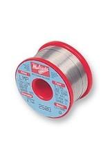 Silver Solder-wire 2% 0,6mm Per meter