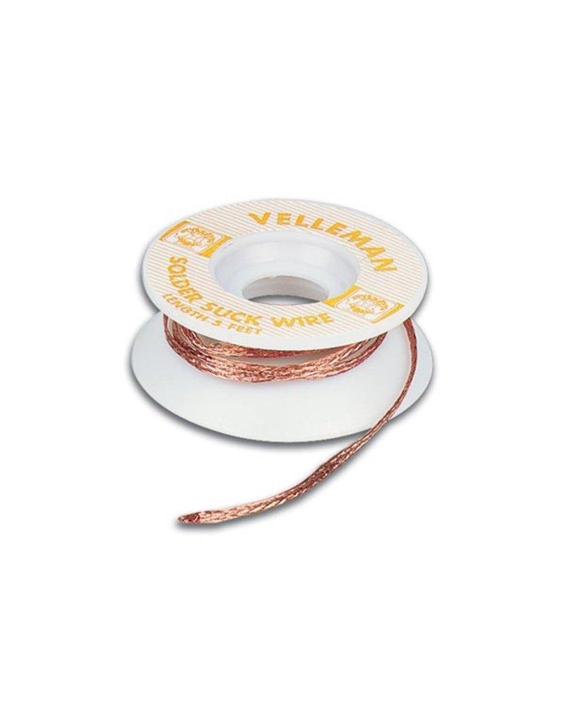 Velleman Copper Desoldering Braid