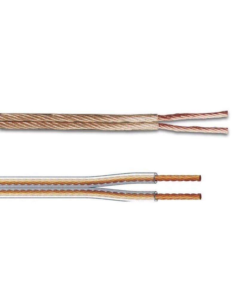 Velleman 2x1,5mm Loudspeaker Cable Oxygen Free - PLW215