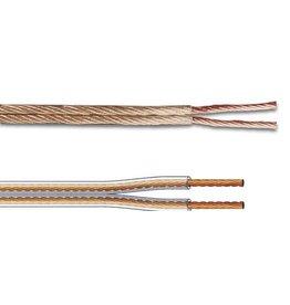Velleman 2x2,5mm Loudspeaker Cable Oxygen Free - Per meter