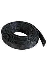 Cable Sleeve - Flexible - 20mm x 5m Black