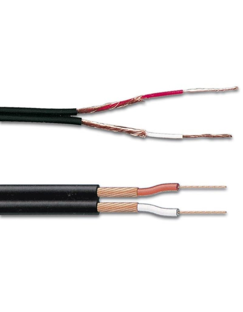Velleman Pick-Up Cable Stereo 2x 0,25mm