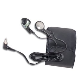 Stereo Earphones ATA With Carrying Pouch HDP2
