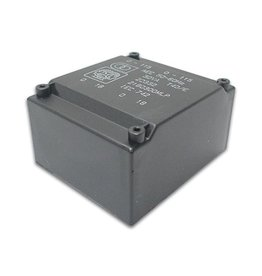 Velleman 2x9V 10VA Low Profile Transformer
