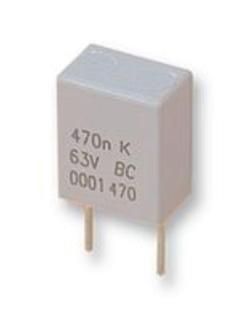 1µF 63V 5mm MKT BC Components