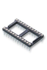 28 Pin DIP IC-Socket Tulip
