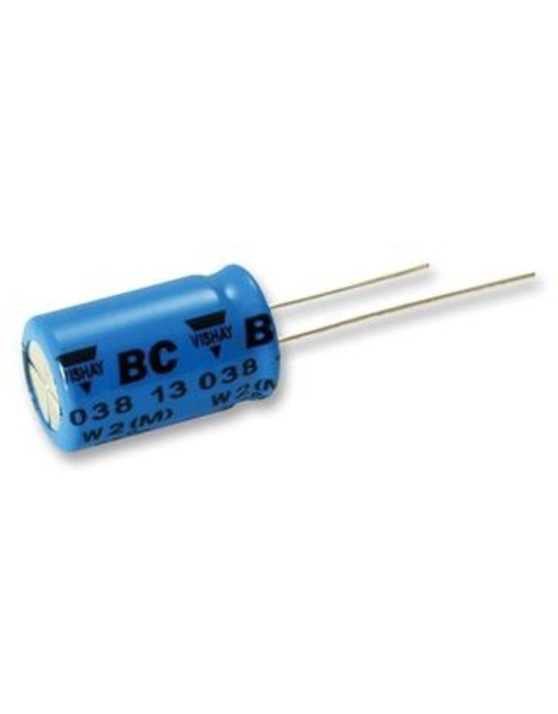 Vishay 3,3µF 100V Radial Vishay BC Components