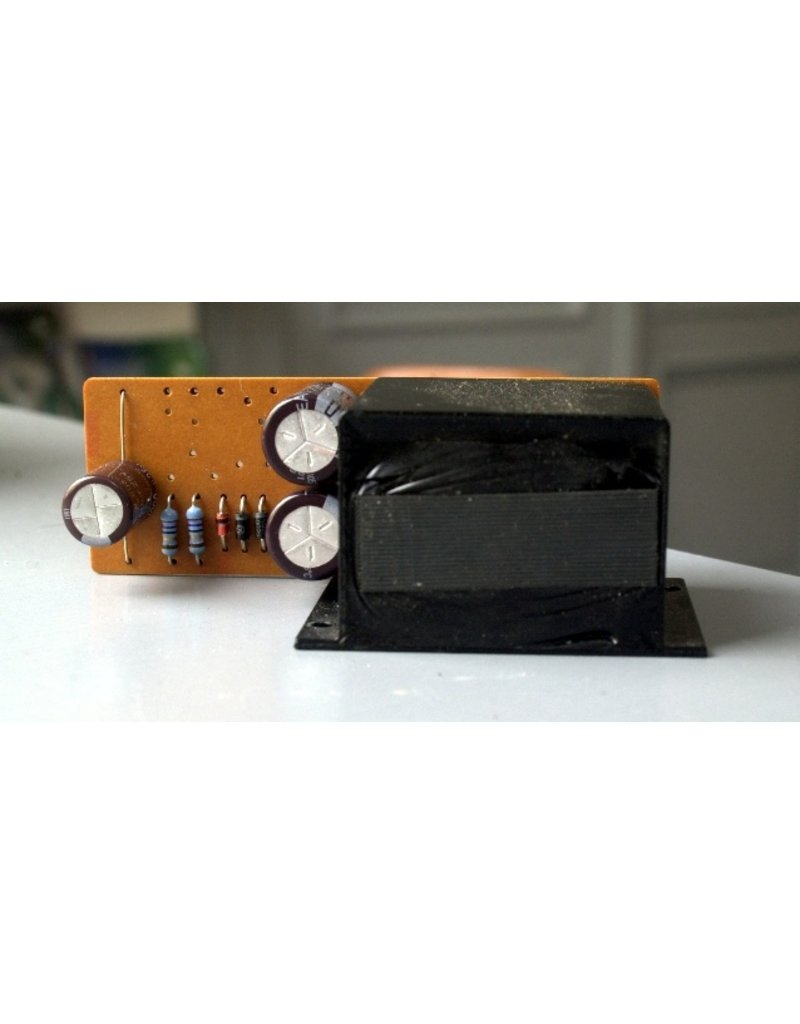 33 Power-supply - Revised and tested
