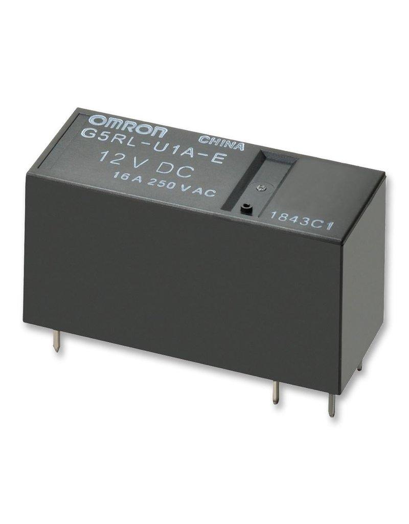 Omron 3V 16A SPDT Omron G5RL-U