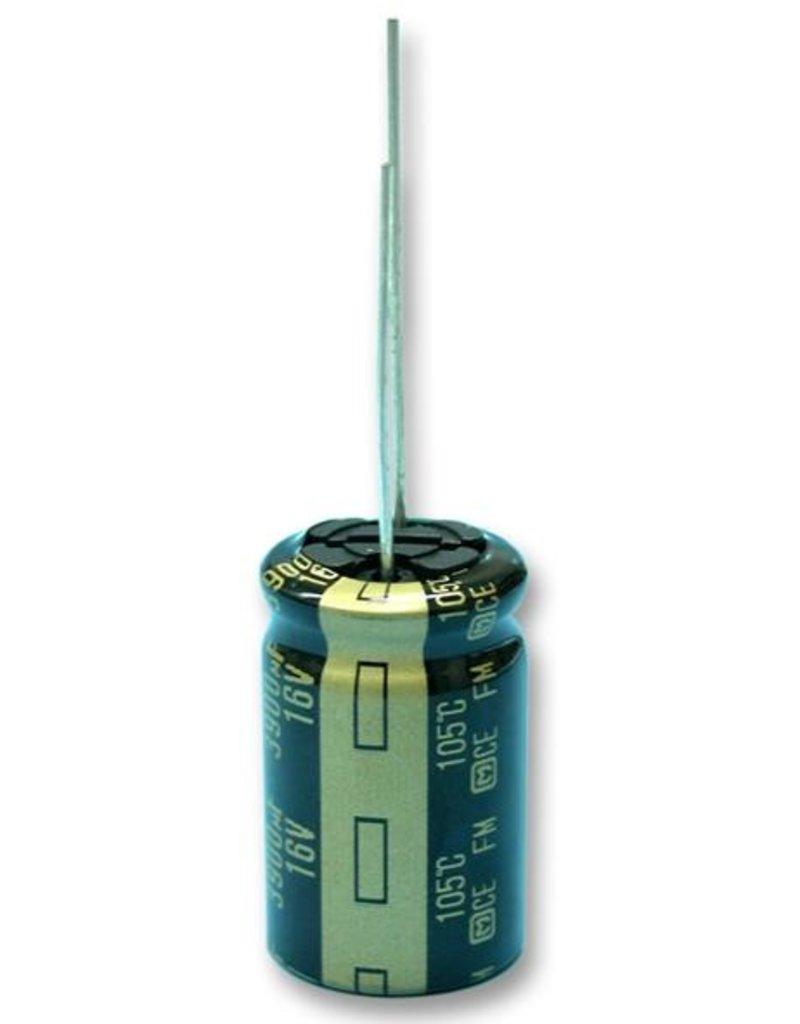 470µF 10V 105°C Panasonic