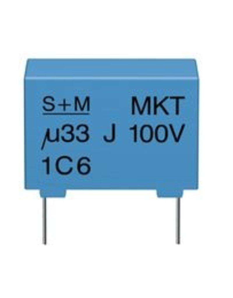 47nF 250V 10mm MKT