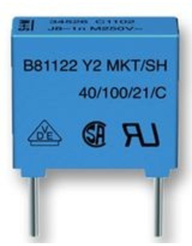 Epcos 5,6nF 630V 10mm MKP Epcos