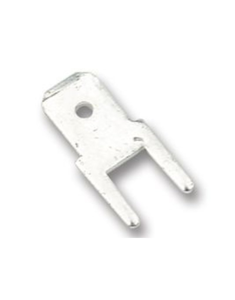 6,3mm Faston PCB Connector pin