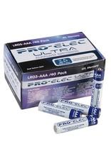 Pro-Elec Alkaline AAA Battery 1,1Ah Pro-Elec Ultra