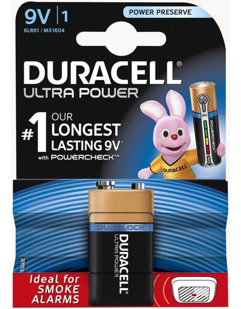 Duracell Alkaline E-Block 9V Duracell Duralock