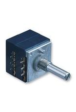 ALPS 250K Log Stereo Potentiometer