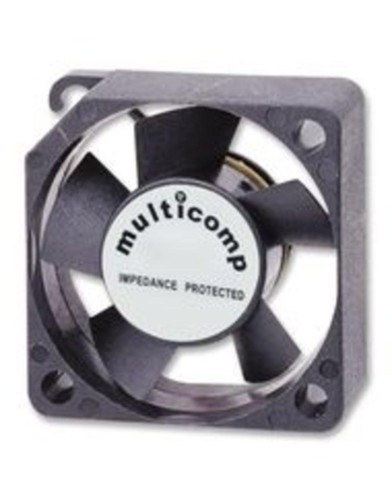 Axial Fan 30mm 12V DC Multicomp