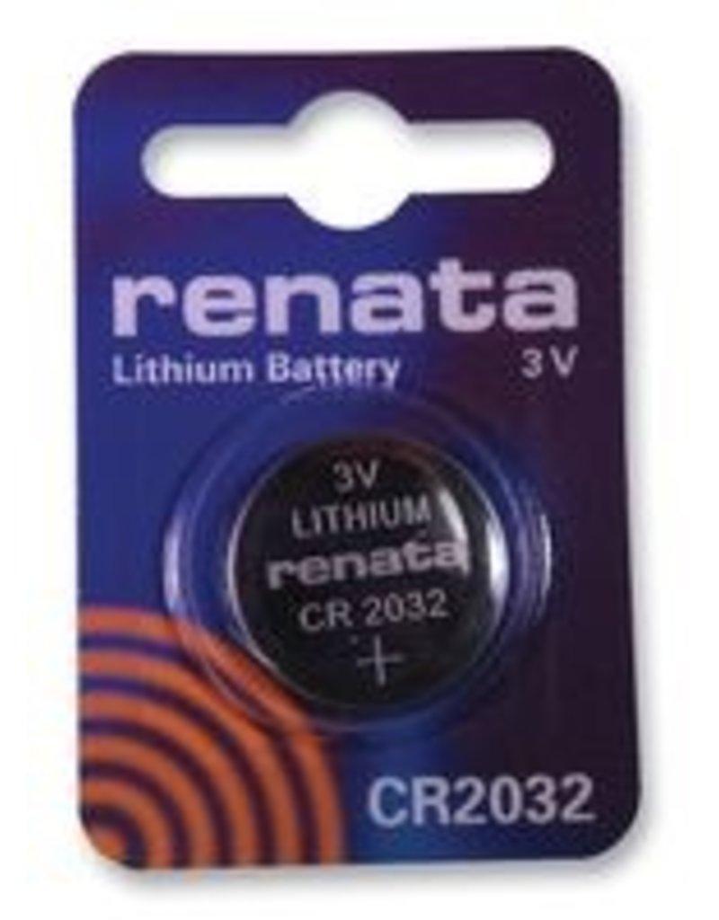 Renata Button Cell CR2032 Lithium Renata