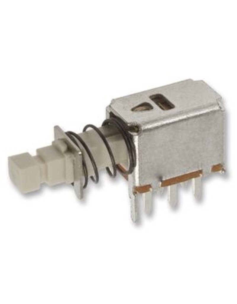 C&K Components DPDT Push Switch for PCB