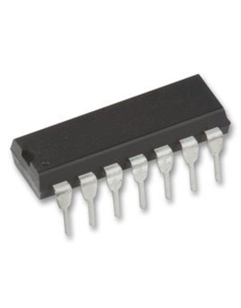 CD4002 Texas Instruments