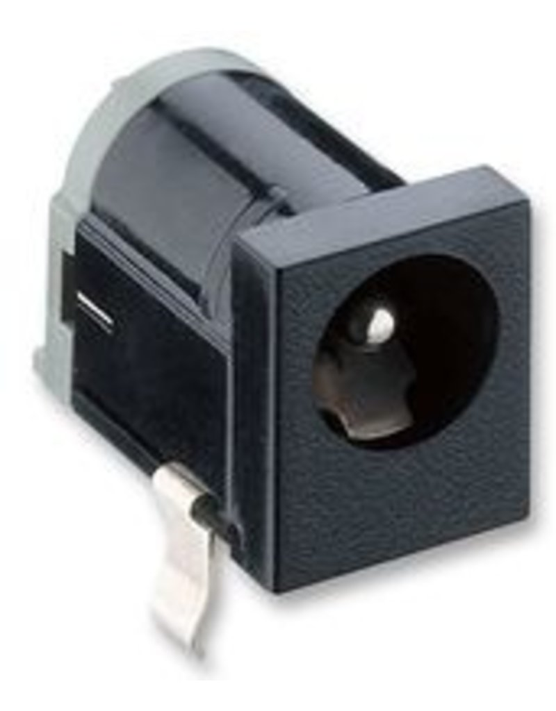 DC Socket 2.1mm 12V 1A Lumberg