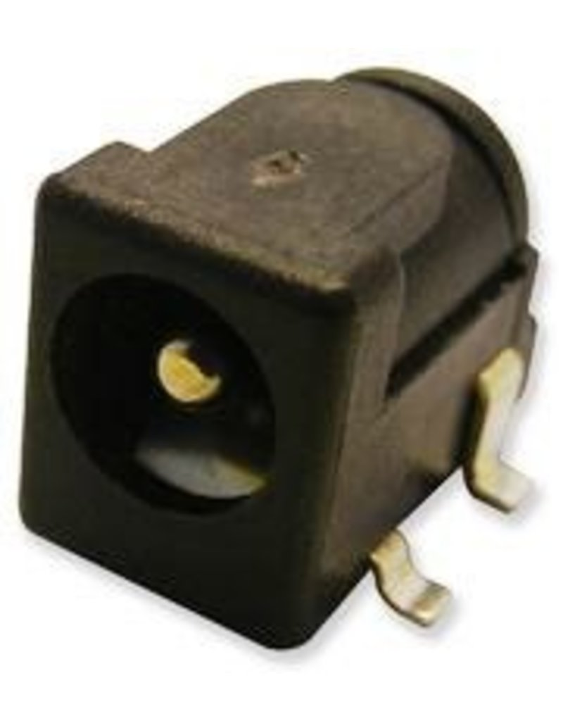 DC Socket SMD 2.5mm 12V 1A Lumberg