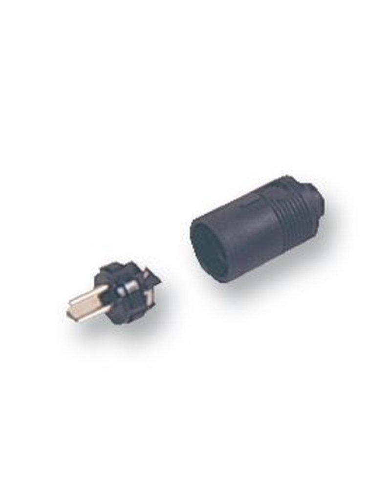 DIN Plug for Loudspeaker, Schurter