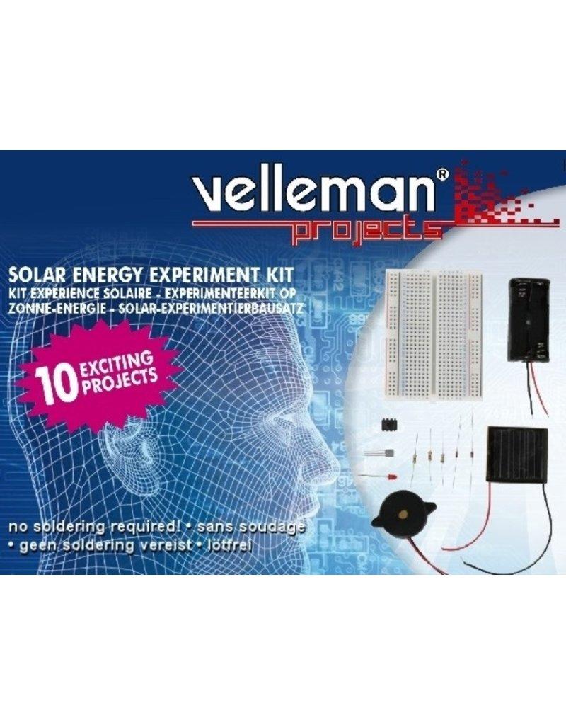 EDU02 Solar Energy Experiment Kit