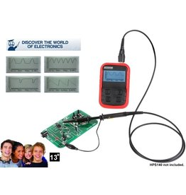 EDU06 Oscilloscope Tutor Kit