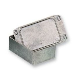 Hammond 1590BBFL Flanged Diecast Aluminium Enclosure 147x93x34mm