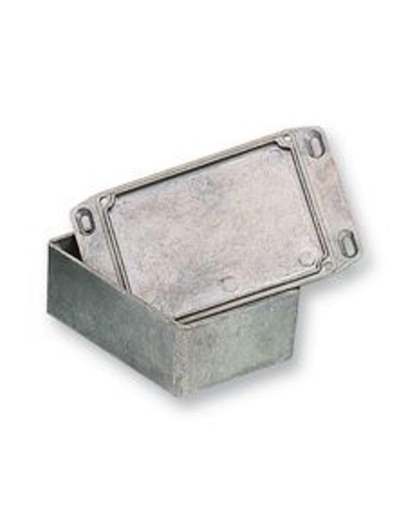 Hammond 1590BBFL Flanged Diecast Aluminium Enclosure 147x93x34mm