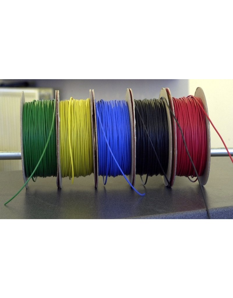 Internal Mounting Cable 0,75mm2 Multicore Purple per Meter